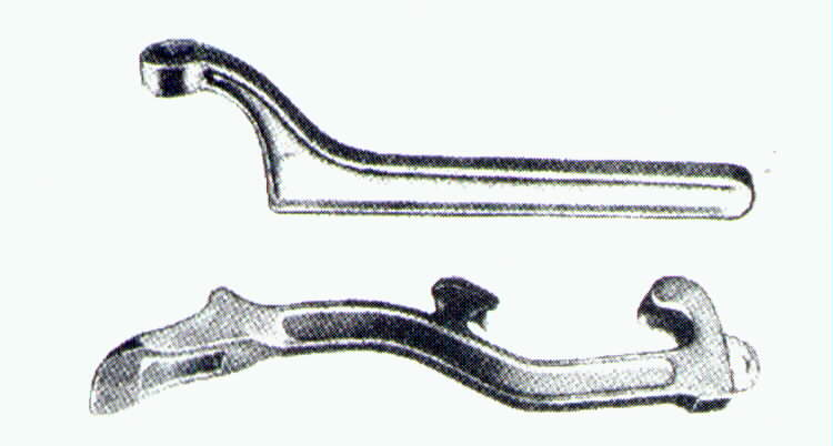 Spanner wrench fire hose